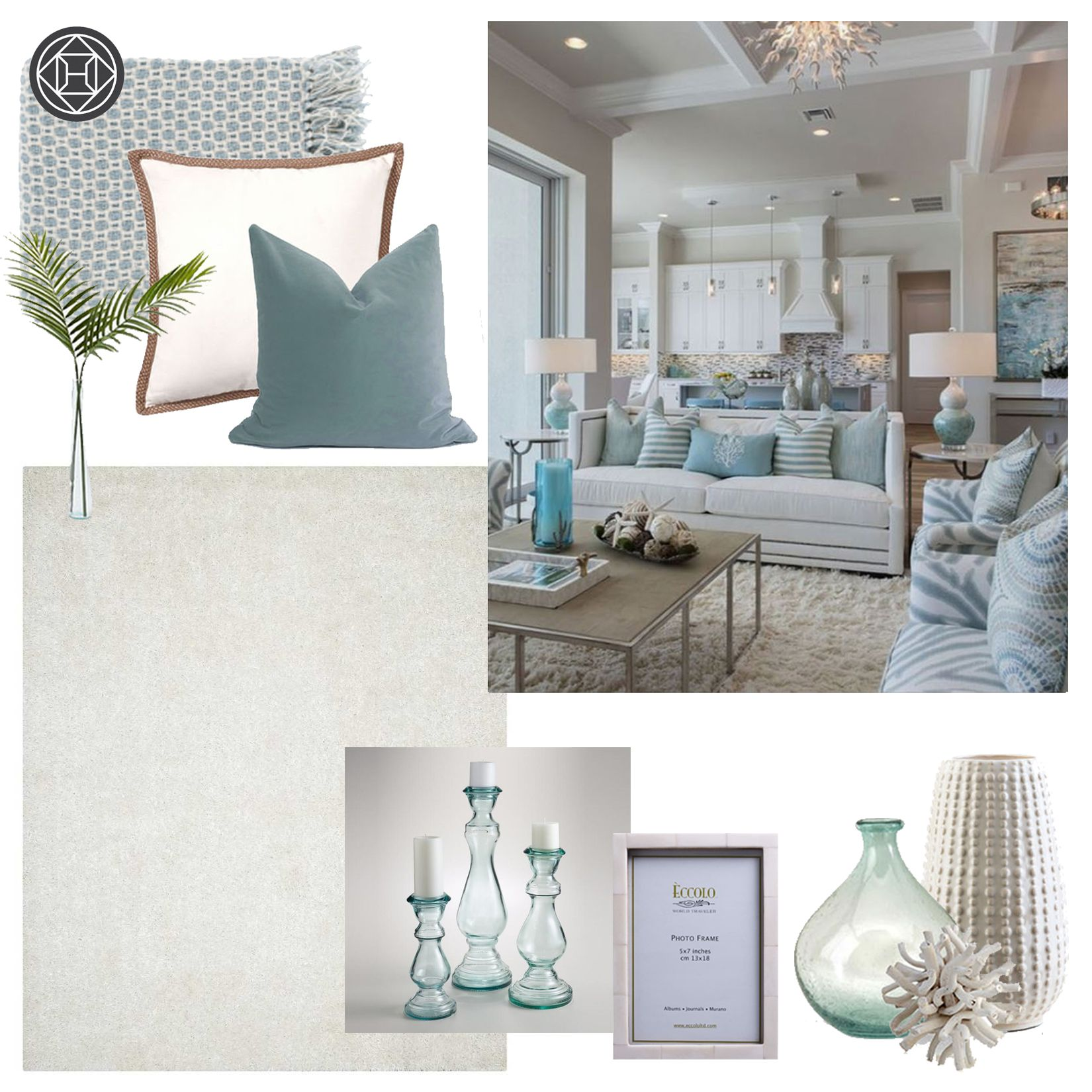 interior design concept with Havenly.com