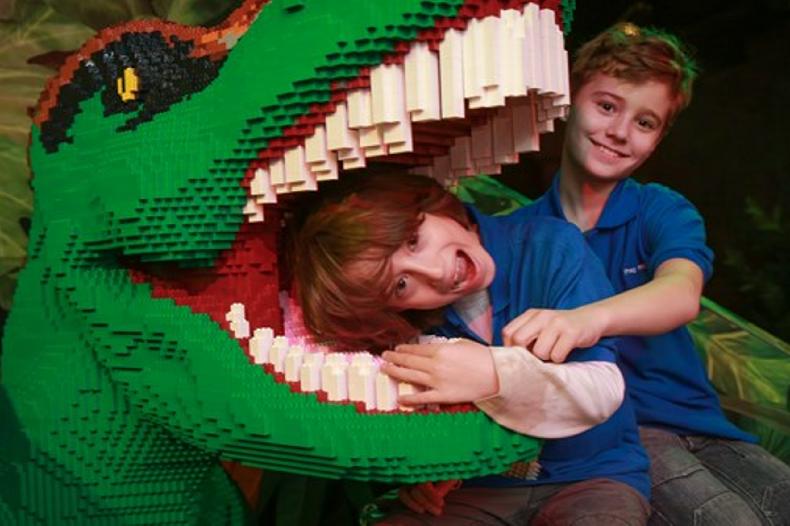 Play, Build, and Create at Lego Land in Tempe, Arizona!