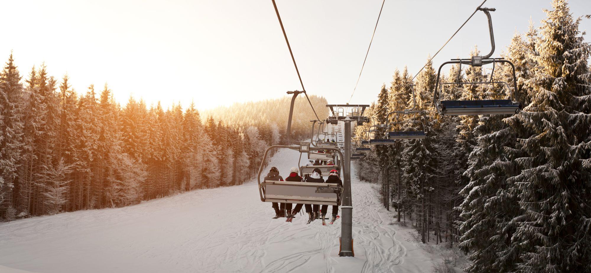 skiing resort in Massachusetts